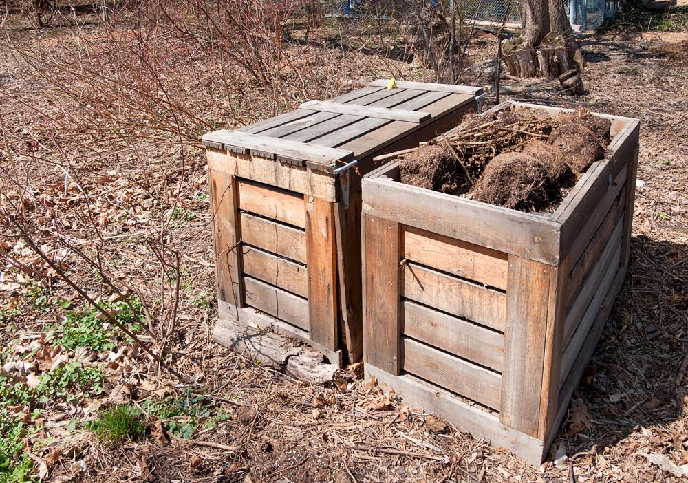 bac compost