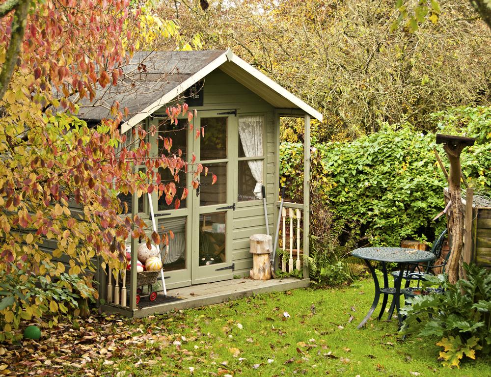 abri de jardin serre de jardin