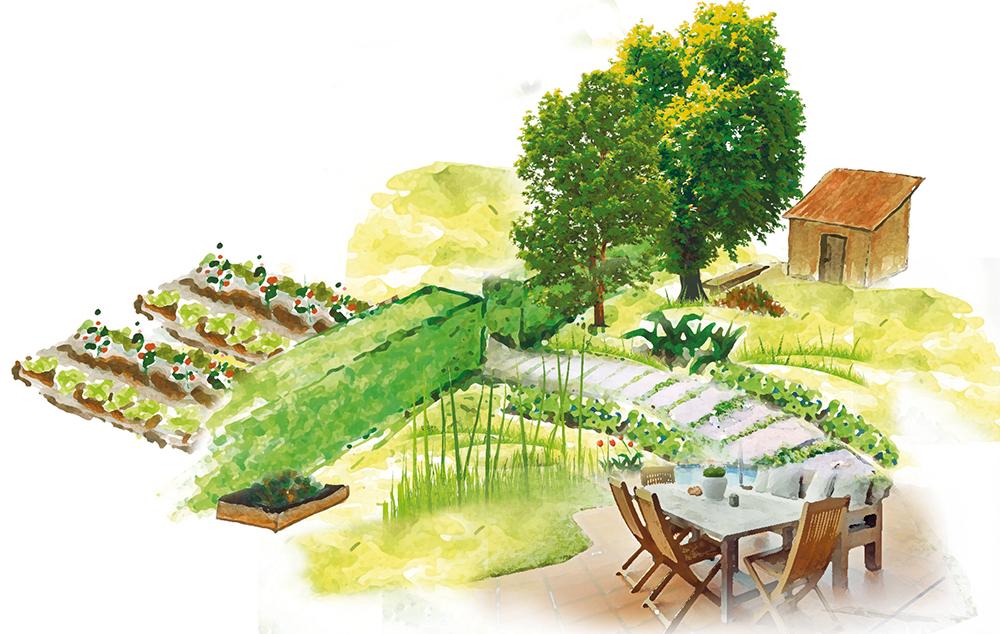 Oleo mac jardin blog oleomac for Jardin 3d mac