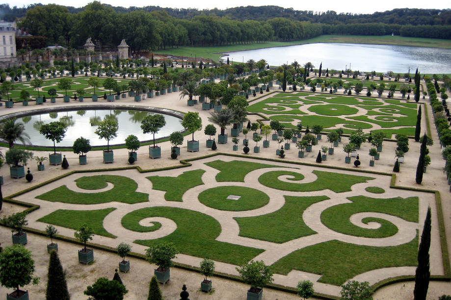 Jardin du monde 2 a la d couverte du jardin fran ais for Jardin anglais en france