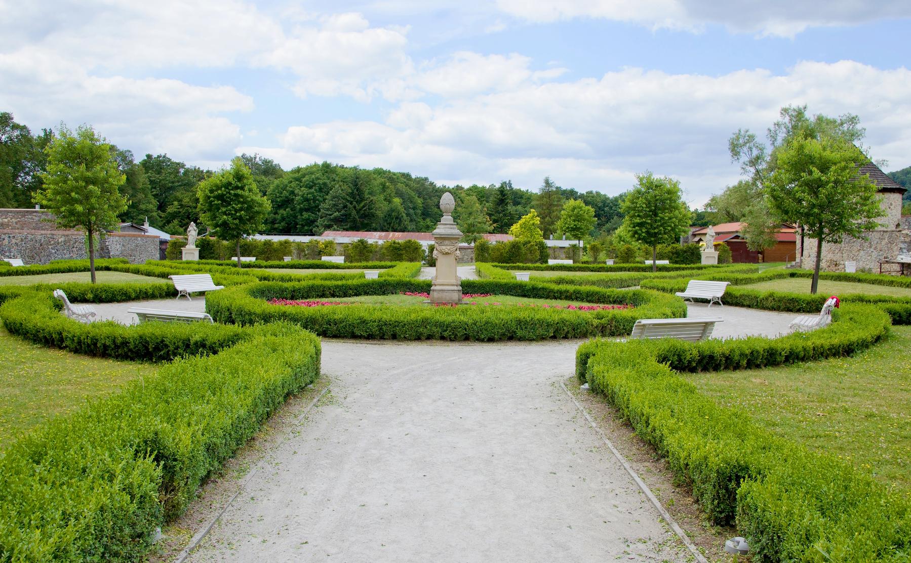 Jardin Classique À La Française jardin du monde #2 à la découverte du jardin français | blog