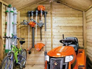 Multimate rangement outils jardin