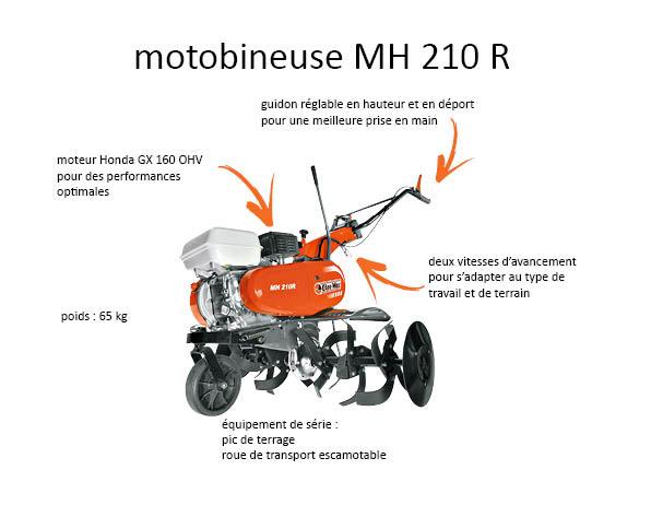 Motobineuse-MH-210-R-Oleo-Mac