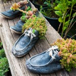 Upcycling de chaussures