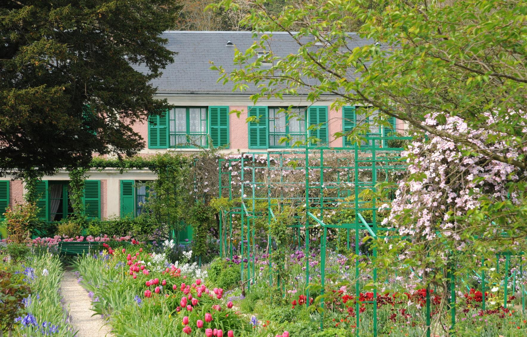 maison jardin monet giverny