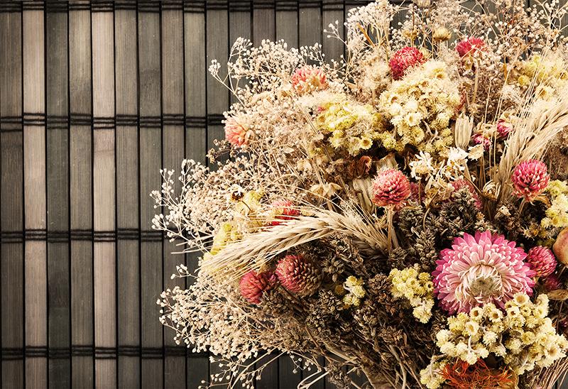 conserver les fleurs du jardin le s chage blog oleomac. Black Bedroom Furniture Sets. Home Design Ideas