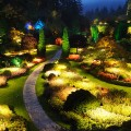 lumiere jardin
