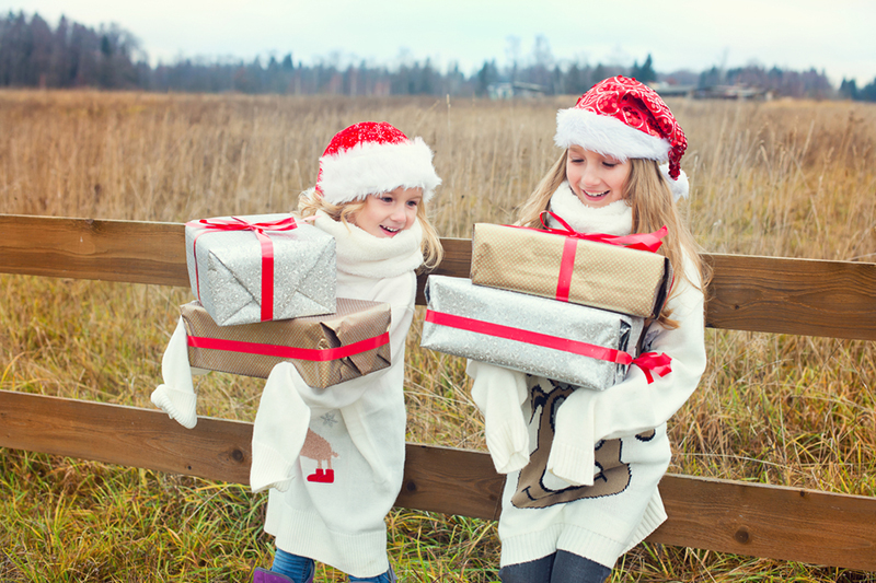 Noel enfants cadeau