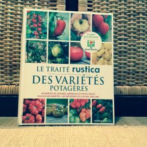 Traite Rustica variete potagere