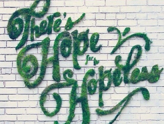 graffiti en mousse