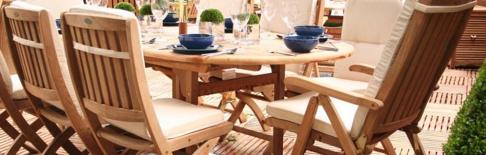 6 conseils pour choisir votre salon de jardin | Blog Oleomac