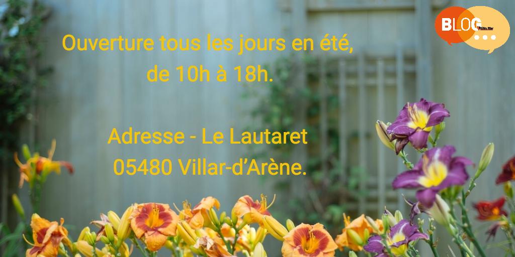 Jardin de France - col du Lautaret