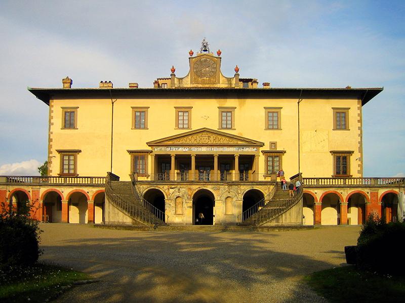 Villa_Medicea_di_Poggio photo credit @Niccolo Rigacci