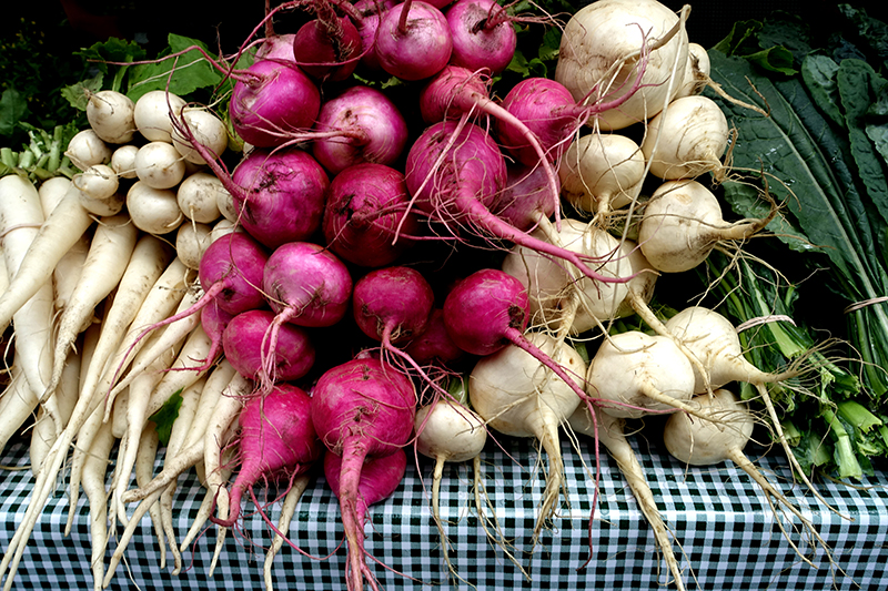 Radish DSC08285 by Kurman Communications, Inc. is licensed under CC BY 2.0