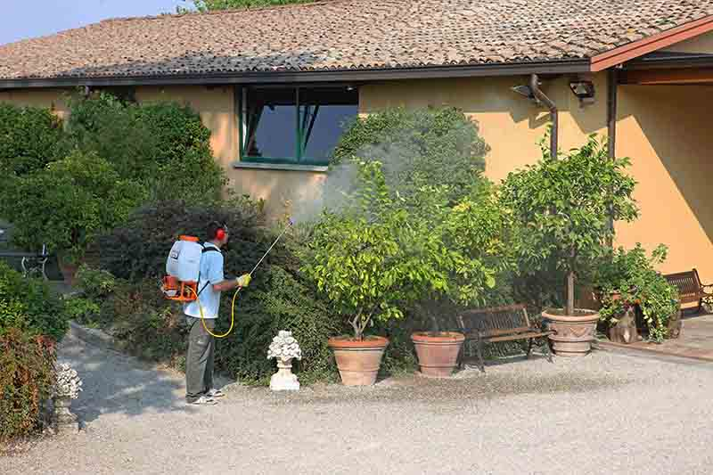 OM SP126 pulverisateur de jardin