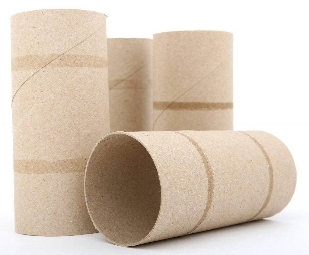 papier toilette rouleau