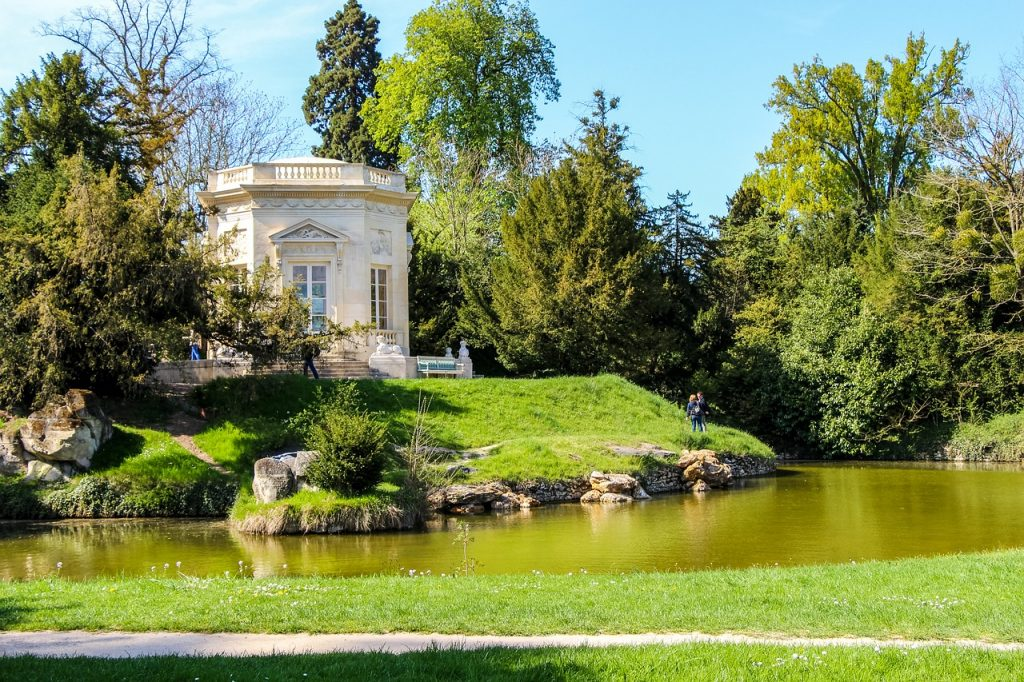 Trianon Versailles Alain Baraton