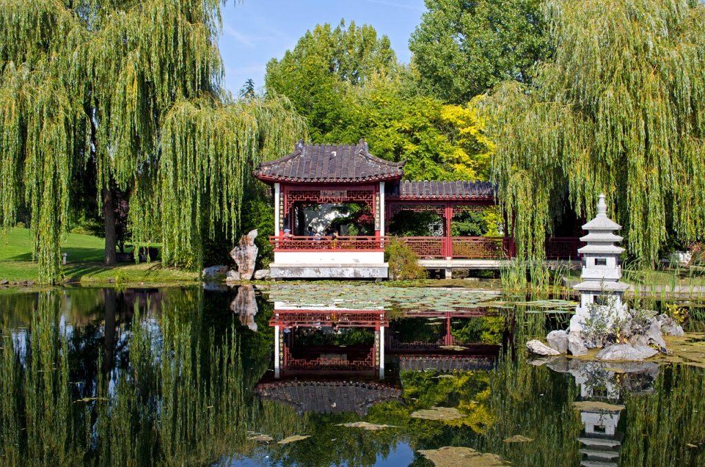jardins du monde chine