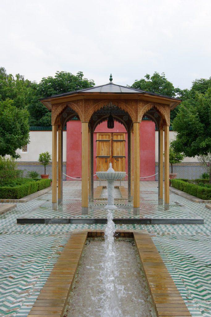 jardins du monde Berlin jardin oriental