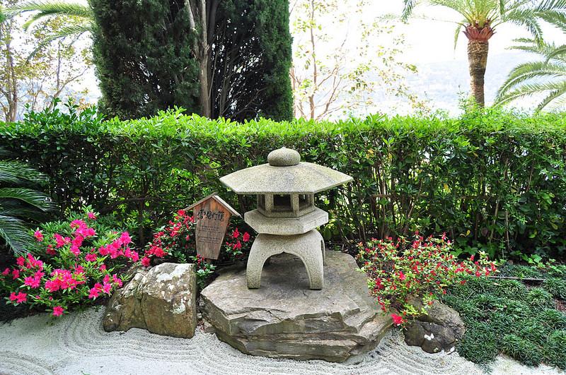 oleomac jardin japonais jardins Ephrussi
