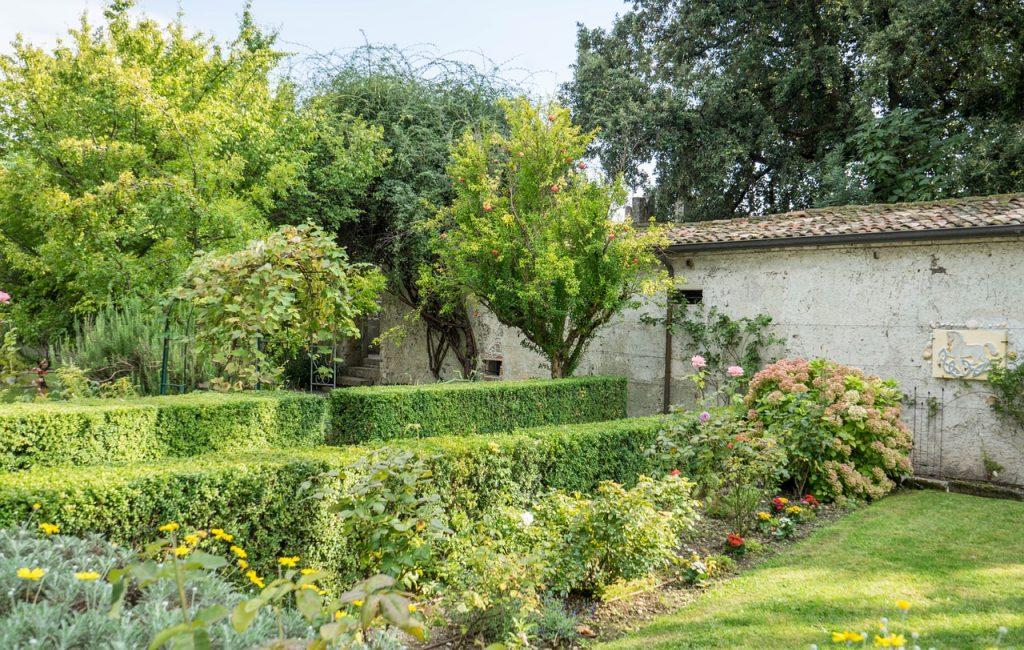 oleomac jardin italien vert
