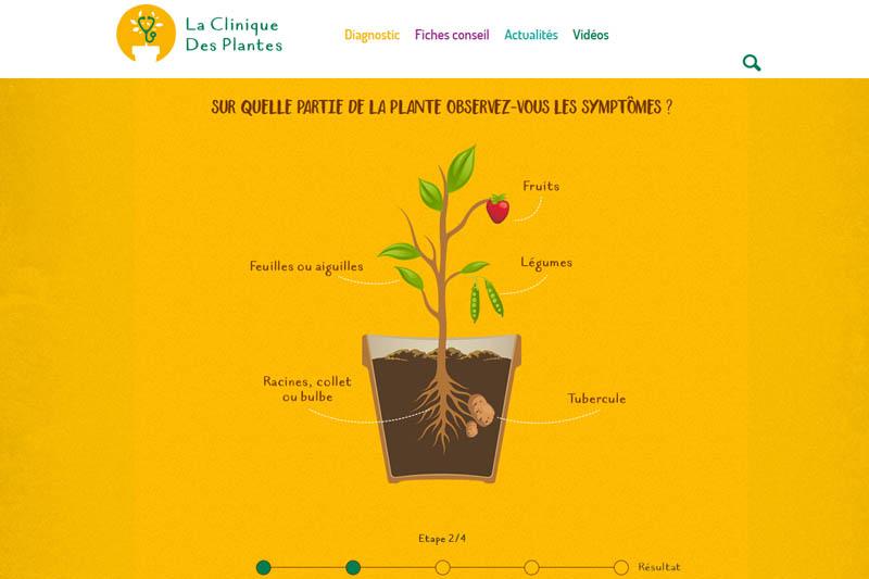 La clinique des plantes.fr